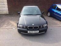 BMW 316TI ES COMPACT NICE CAR