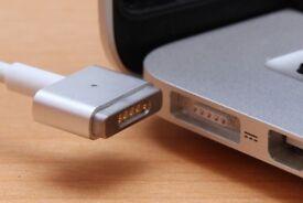 Original Apple MacBook Pro 85w Magsafe 2 Charger Adaptor UK Bulk Packed