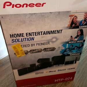 Pioneer Home Entertainment System