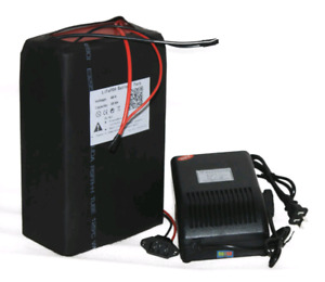 Sale LiPo eScooter Ebike Lithium Ion Polymer Battery w/Charger