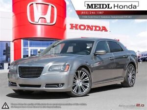 2012 Chrysler 300 S V6 $161 Bi-Weekly PST Paid