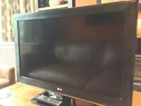 LG 32 inch HD TV. Barely used and in storage.