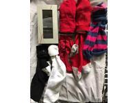 8 pairs of men's socks size 9-12