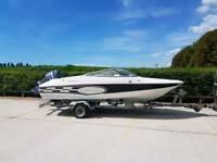 Boat campion chase 570 ob