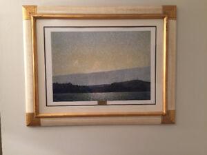 """Morning Cloud"" Framed, Tom Thomson, Group of Seven !"