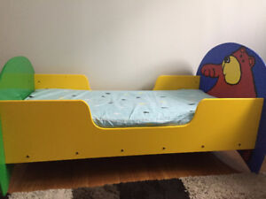 infant to toddler bed