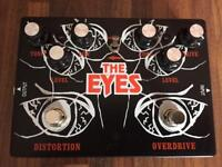 The eyes dual distortion
