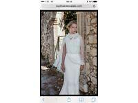Wedding dress Sophia Kokosalaki size 8-10