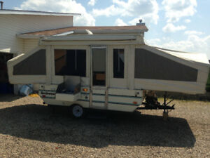 XL - Tent trailer excellent condition