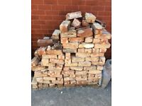 Reclaimed Whitakers of Leeds Bricks - Free