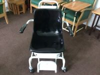 Wheelchair scale, weight scale, disability weighing chair, weigh scale, medical chair
