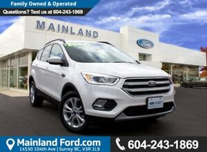 2017 Ford Escape SE LOCAL, NO ACCIDENTS, LOW KMS