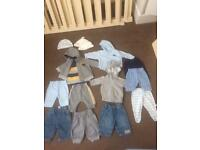 Boys first size bundle