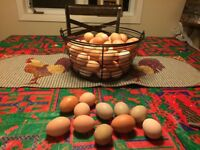 Free range Non GMO eggs and whole Chickens!