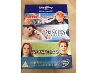 Trio of movies