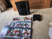 PS3 console in great condition!