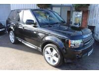 Land Rover Range Rover Sport SDV6 HSE LUXURY-TOP SPEC
