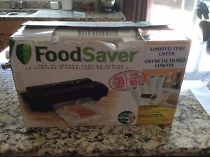 Food saver new in box