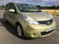 SALE! Bargain Nissan note, long MOT ready to go