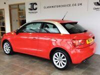 Audi A1 TDI SPORT (red) 2011-03-01