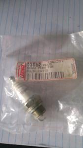 Furnace spark plug