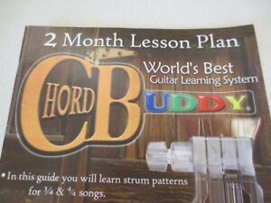 For Sale:  Chord Buddy for your Guitar