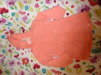 BRAND NEW PEACH JACKET FOR SALE