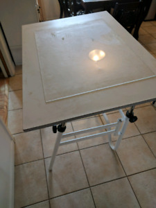 Drafting table/craft table/sewing table