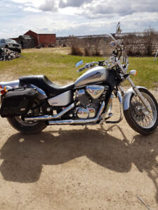 2006 Honda Shadow 600 VLX