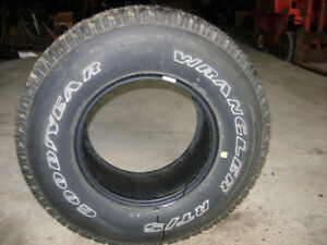 "31/10.50/15"" Goodyear Wrangler RTS - WANTED"