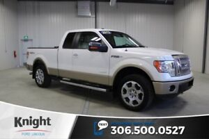 2012 Ford F-150 Lariat Moon Roof, Navigation