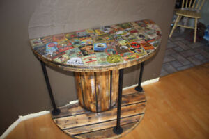 Re Purposed Table