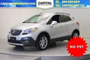 2016 Buick Encore Leather AWD *Driver Seat Memory-Sunroof-Remote