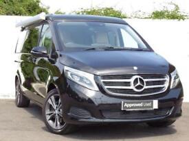 Mercedes-Benz V Class V 220 D SPORT MARCO POLO (black) 2017-07-14