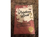 The Pointless Book 2. Second interactive book by no.1 bestseller Alfie Deyes