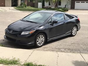 2012 Honda Civic EX Coupe