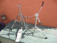 SNARE DRUM STAND&HI-HAT CYMBAL PEDAL