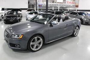 2012 Audi S5 CAB | NAV | BACKUP | LANE ASSIST
