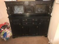 Vintage dresser. Possible cahbby chick project