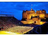 Edinburgh Military Tattoo - 2 tickets - Saturday 19 August 7.30