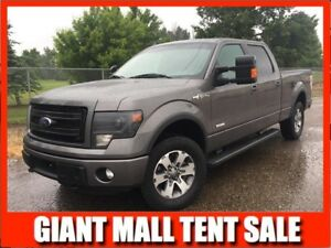 2014 Ford F-150 FX4 Supercrew 4x4 **FULLY LOADED!!**