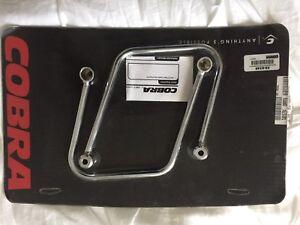 Boulevard M109 saddle bag supports