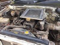 Nissan Terrano 2.7 engine 2002