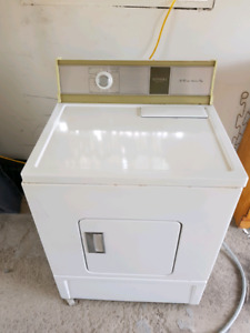 Kenmore dryer