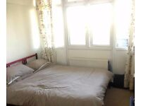 Room available in a two double bedroom flat