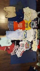 6-9 month and 9 month summer clothing