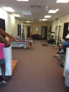 Room Rental / Massage therapy, hair, nails, body piercing
