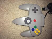 Official grey n64 controller