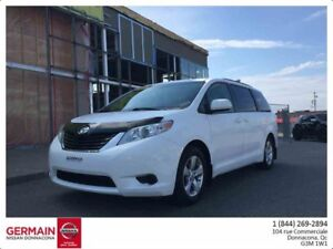 2012 Toyota SIENNA LE V6 **8 PASSAGERS**