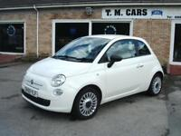 2009 Fiat 500 1.2 Pop 3d **58,000 miles / £30 Tax**